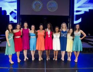 Distinguished Young Woman of America 2014 Brooke Rucker