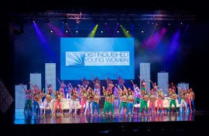 Distinguished Young Women National Finals. June 27, 2015